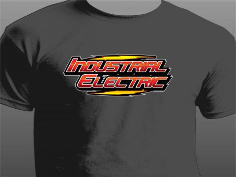 industrial electric t-shirt