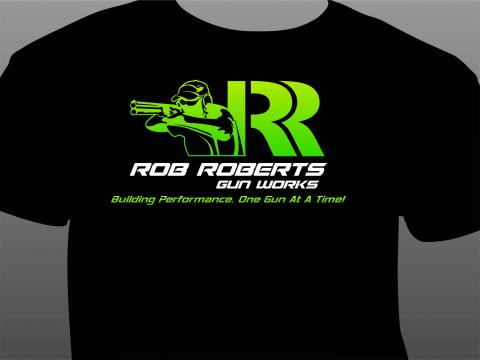 rob roberts guns t-shirt front