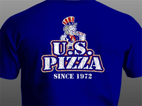 US Pizza t-shirt